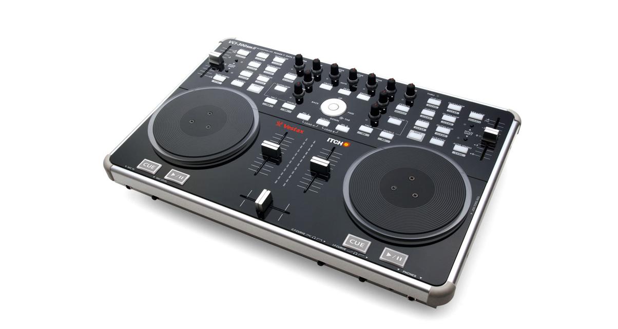 VESTAX DJ CONTROLLER VCI 300