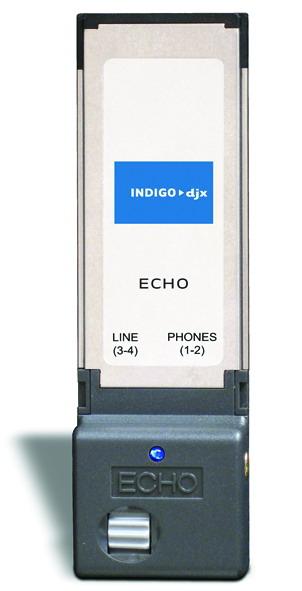 Indigo DJX soundcard