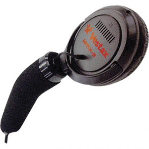 Vestax KMX-3 single cup DJ headphone
