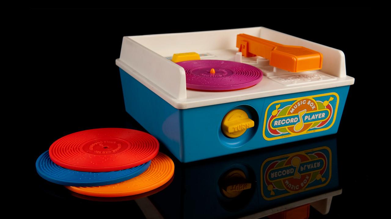 Toy Turntable