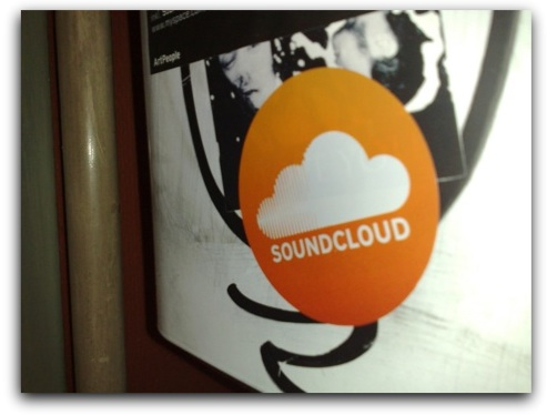 SoundCloud sticker