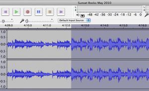 Mastering a DJ mix