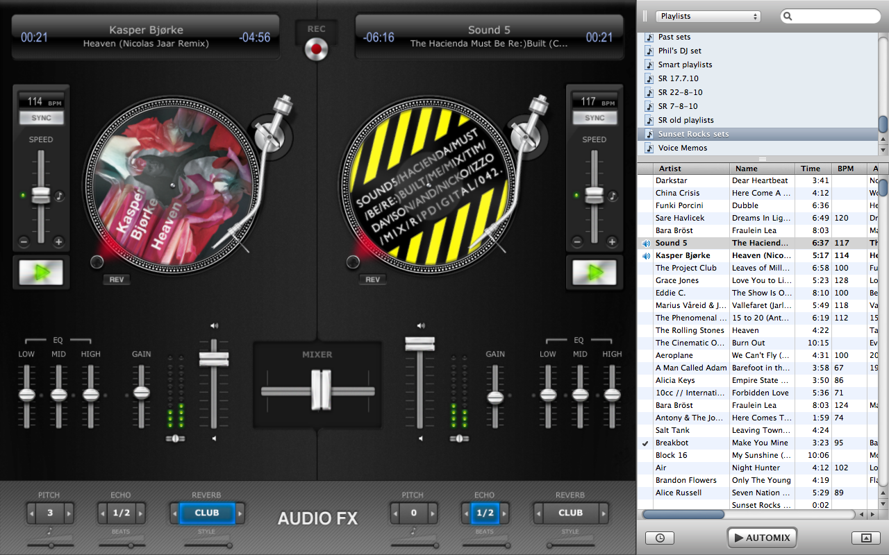 djay 3 review in use