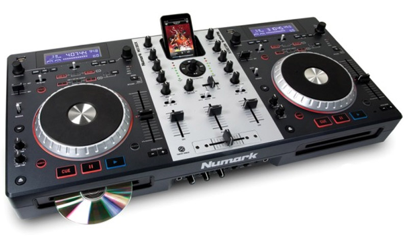 how to add digital dj gear to your existing vinyl or cd set up. Black Bedroom Furniture Sets. Home Design Ideas