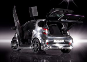 Toyota iQ Disco Car