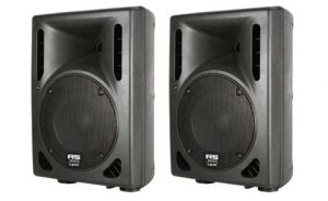 Cheap PA speakers