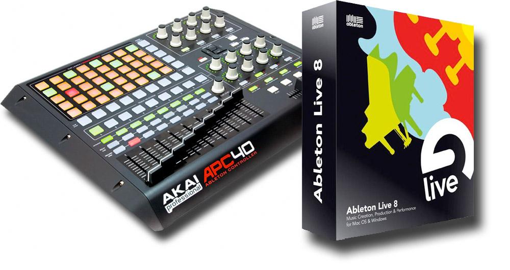 The Akai APC40