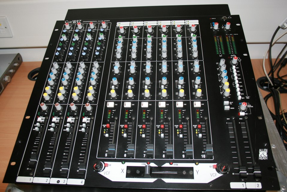 Allen & Heath Clubwiz