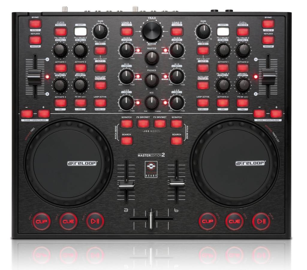 Reloop Digital Jockey 2 Review Master Edition