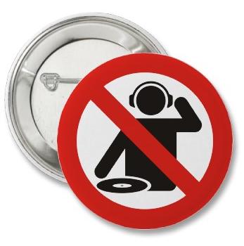 No DJs, only freejays