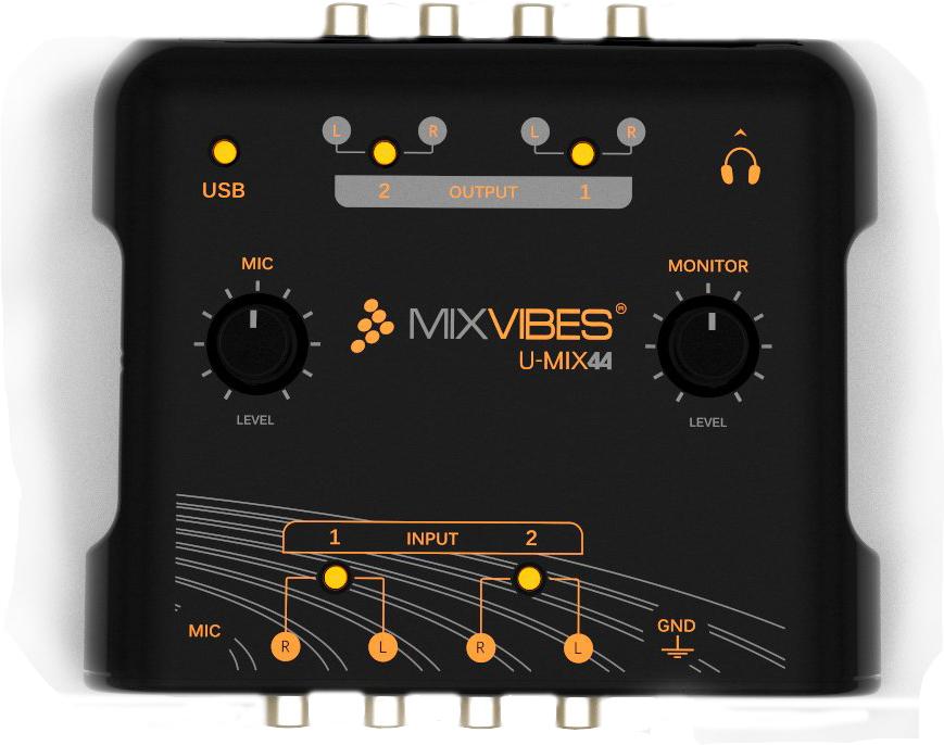 Mixvibes UMIX44