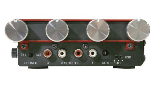 Vestax VAI-80 outputs