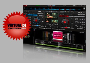 Download Virtual DJ 7 Home for free - link at the end of this post.