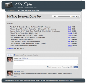 MixTape review - hosting
