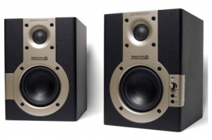 Samson MediaOne 4a DJ speakers
