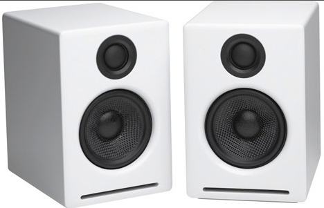 Audioengine 2 (A2) DJ speakers