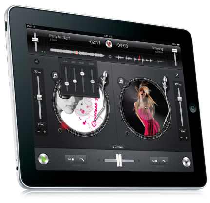 djay for ipad review