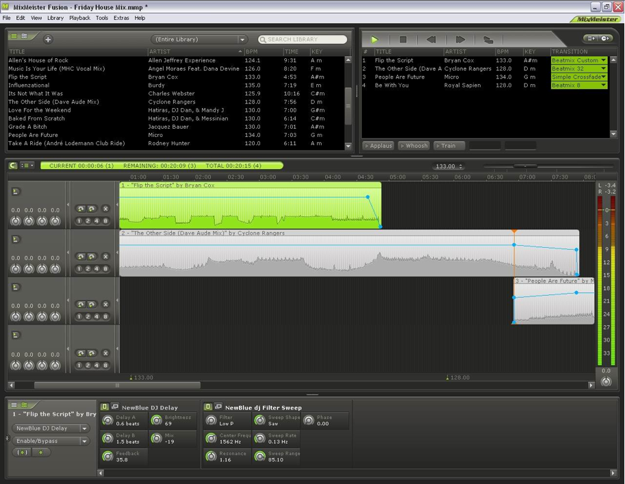 Djing Software Free >> Your Questions: What's The Best Free Software for Mixing in Key?