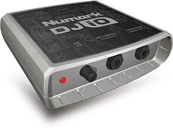 Numark DJ I/O