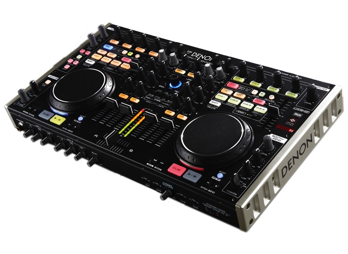 We finally got the chance to put the Denon DN-MC6000 through its paces in the Digital DJ Tips studio....