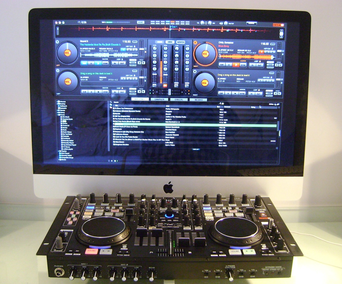 virtual dj midi controller download
