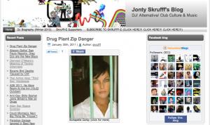 Skrufff blog