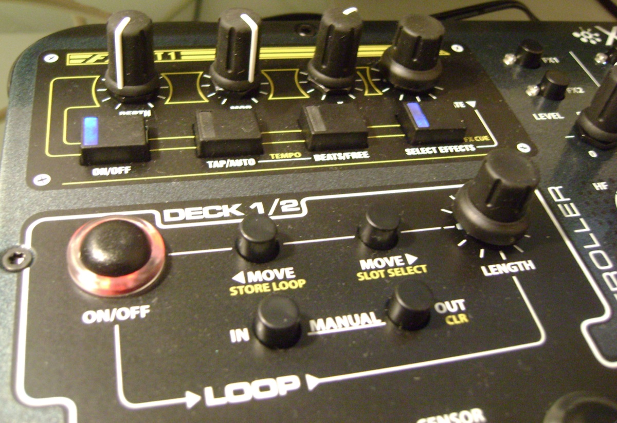 Looping and effects
