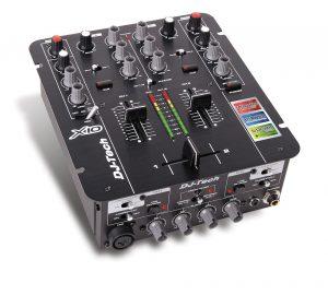 DJ Tech X10 digital mixer