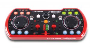 DJ Tech Pocket DJ Duo