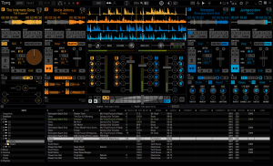 Torq 2.0 DJ software screenshot