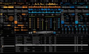 Torq 2.0 DJ software screenshot