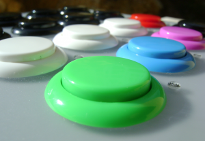 Midi Fighter buttons