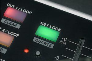 VCI-300 keylock