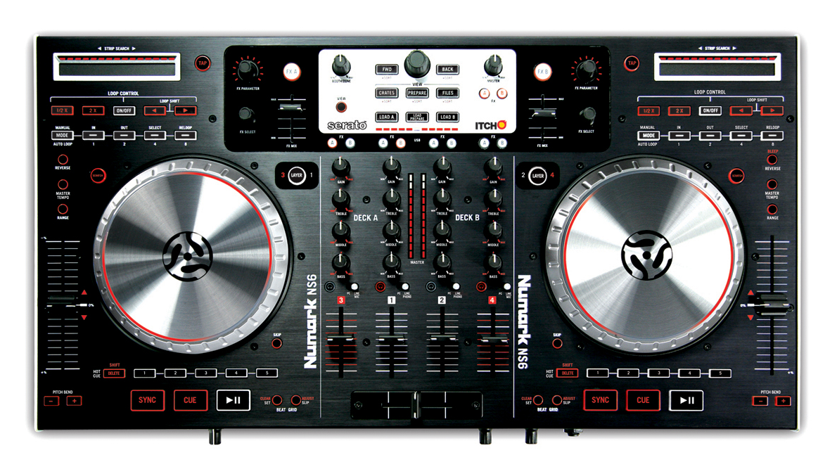 4 deck dj controllers the ultimate buyer 39 s guide 2011. Black Bedroom Furniture Sets. Home Design Ideas