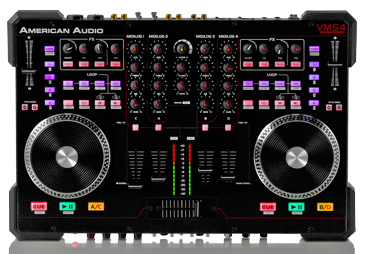 American Audio VMS4T