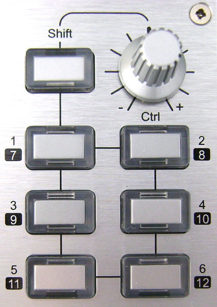 Midi controls