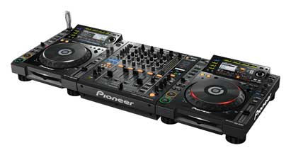 DJM-900NEXUS with CDJ-2000s