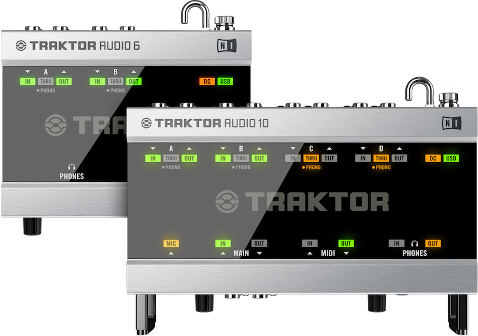 Traktor Audio 6 & Audio 10 First Review