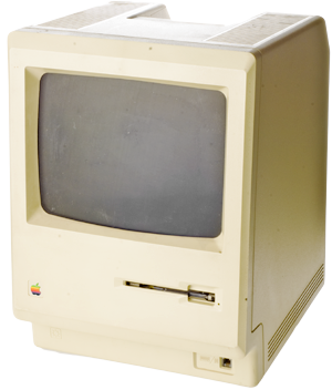 The Mac Plus