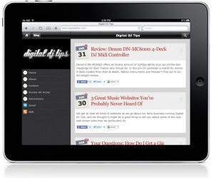 iPad Digital DJ Tips