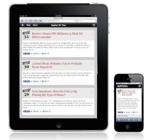 Digital DJ Tips iPod iPhone