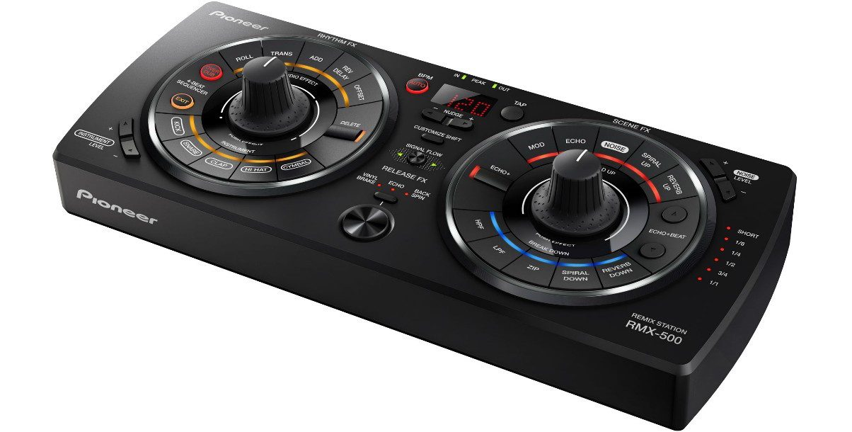 You don't need to invest in a dedicated hardware effects unit like this one from Pioneer DJ in order to use FX in your sets, as most DJ software and mixers nowadays have plenty of effects built in to choose from.