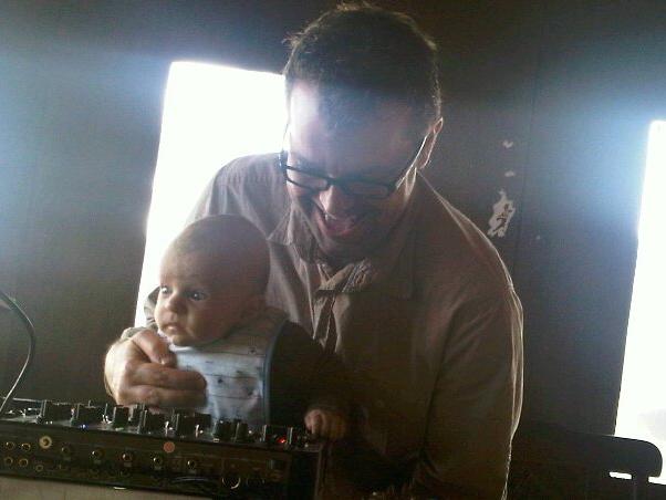 Impromptu DJ set
