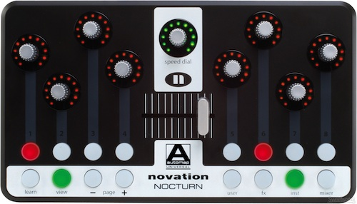 Novation Nocturn