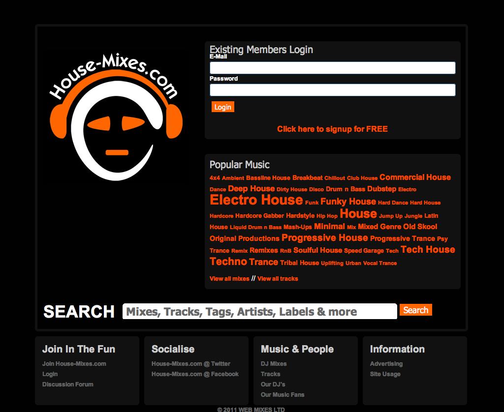 house-mixes.com