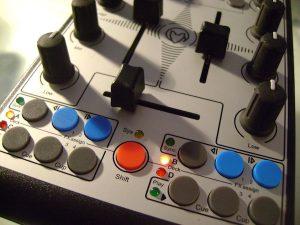 Faderfox Micromodul DJ3 transport