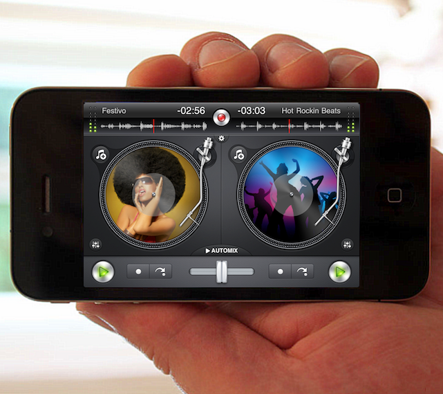 djay for Ipod Touch & iPhone