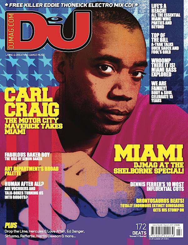 DJ March 2011