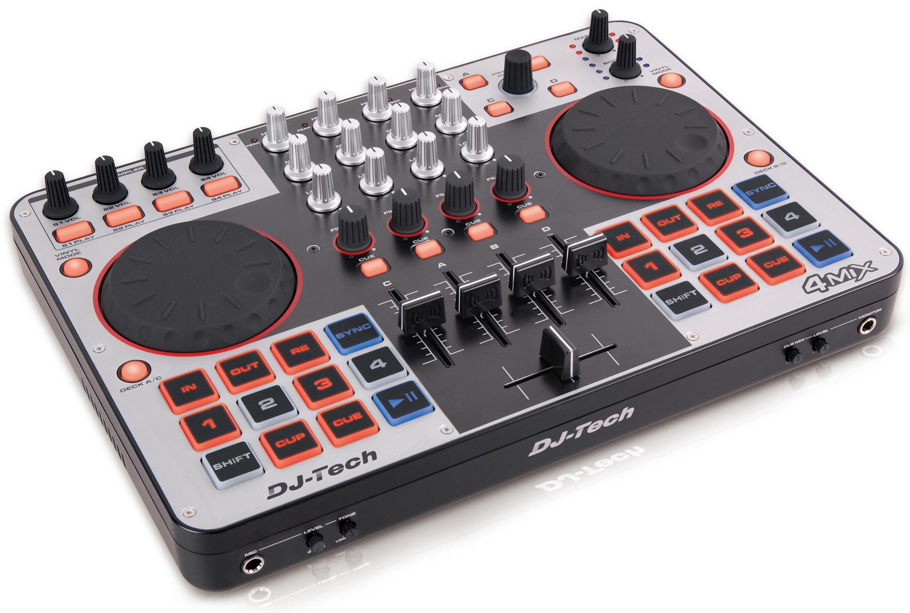 DJTech 4Mix