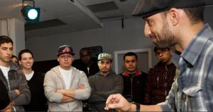 Scratch DJ Academy